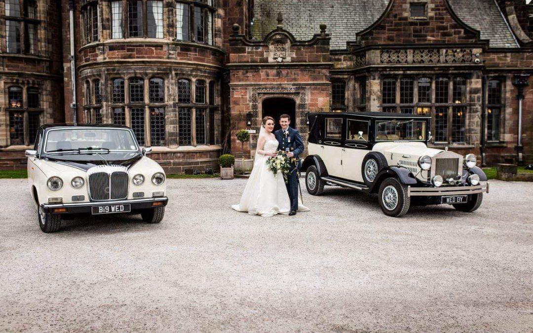 Thornton Manor wedding venue on the Wirral