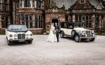 Thornton Manor wedding venue on the Wirral